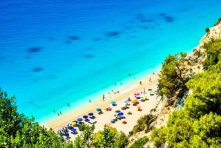 lefkada beaches arriva villas mylos
