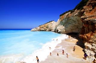 lefkada beaches arriva villas porto katsiki