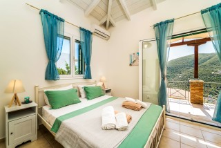 villa emma arriva double bedroom