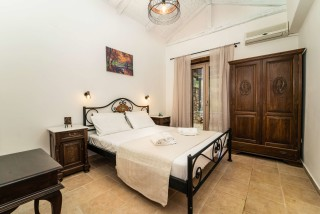 villa mia arriva double bedroom