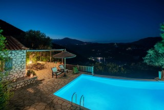 villa mia arriva swimming pool